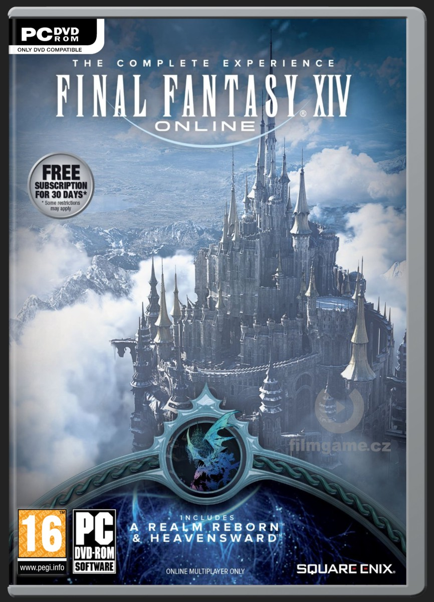 Final Fantasy XIV: Heavensward + Final Fantasy XIV: A Realm Reborn (online) - PC