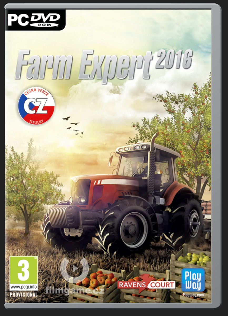 FARM EXPERT 2016 CZ - PC
