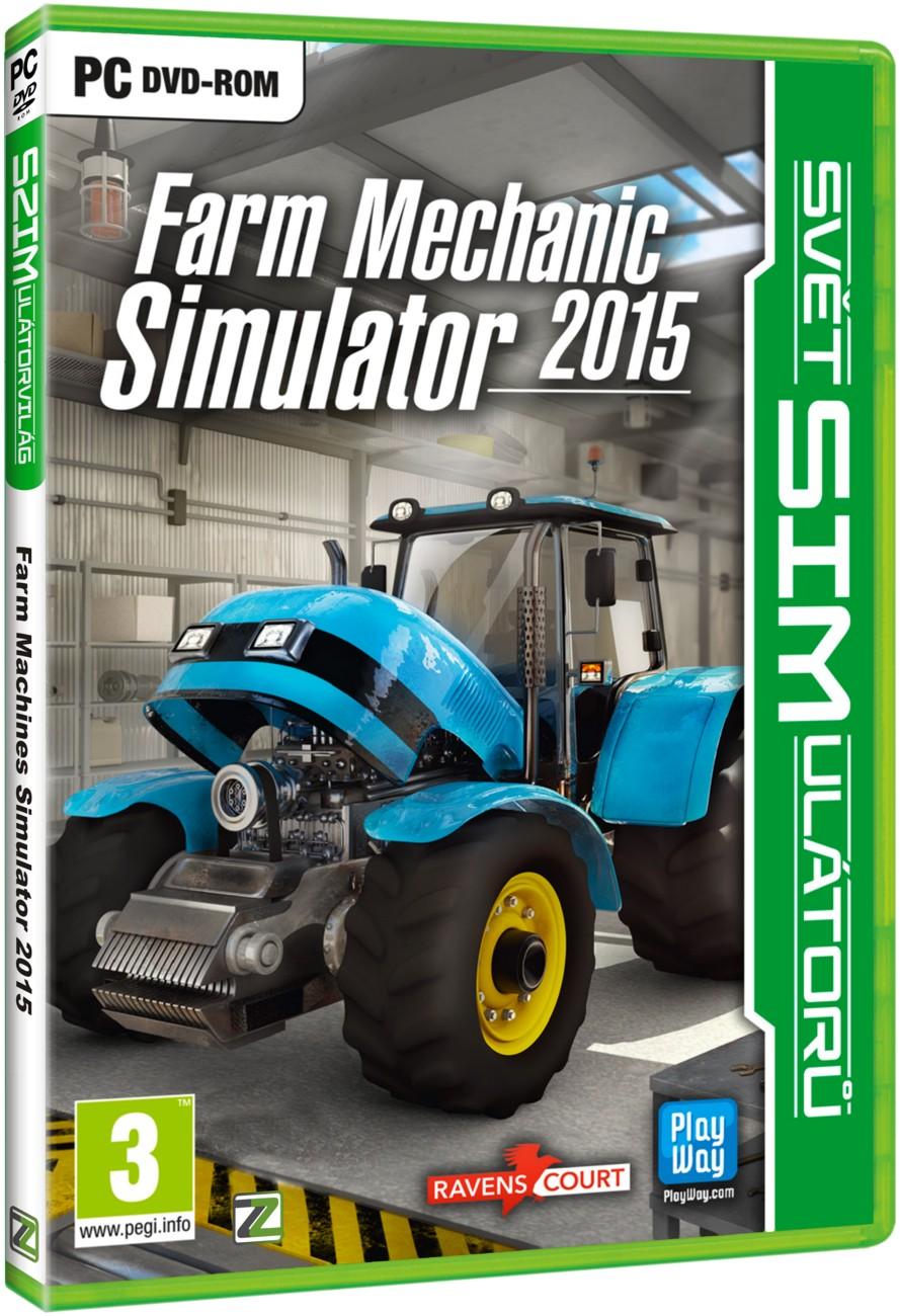 FARM MECHANIC SIMULATOR 2015 - PC