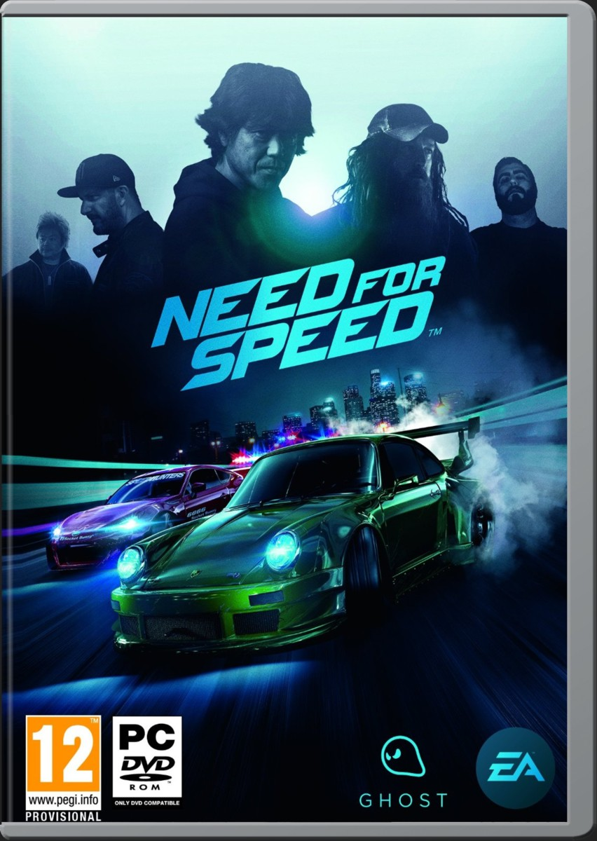 NEED FOR SPEED (2016) - PC