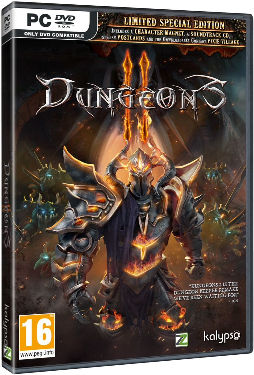 DUNGEONS 2 (Limited Special Edition) - PC