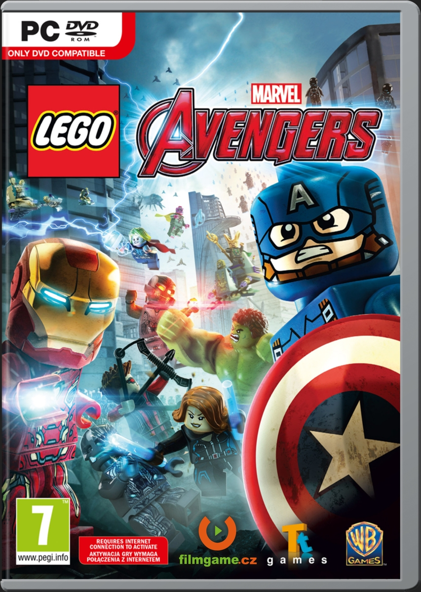 LEGO MARVELS AVENGERS - PC