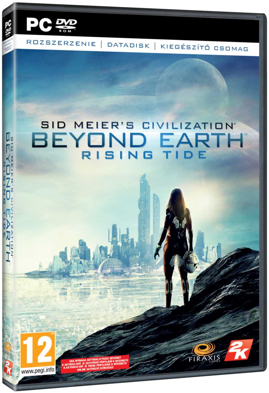 Sid Meiers Civilization: Beyond Earth - Rising Tide - PC