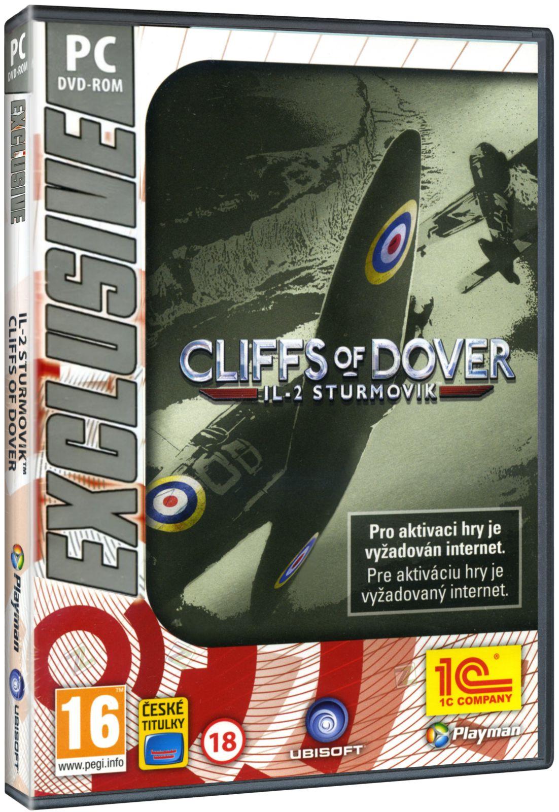 Il2 Sturmovik Cliffs of Dover CZ - PC