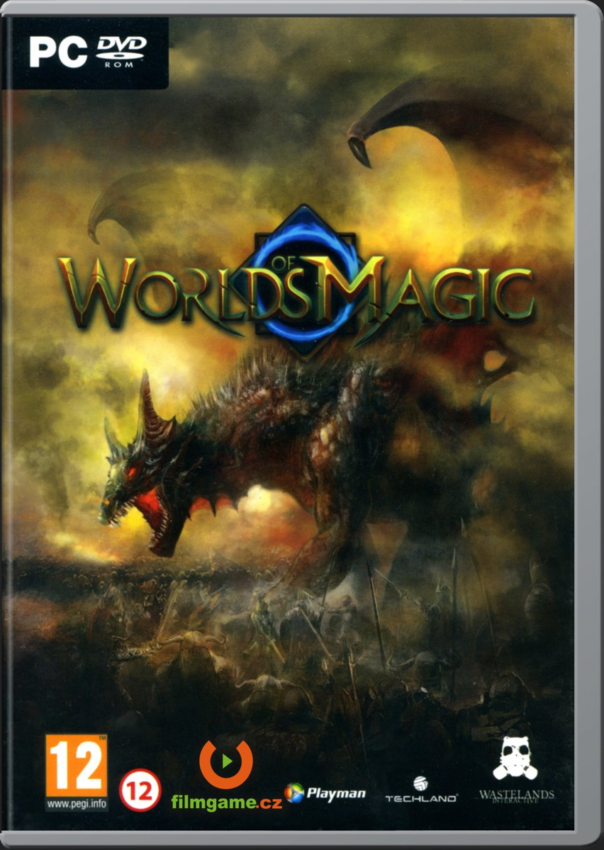 WORLDS OF MAGIC - PC