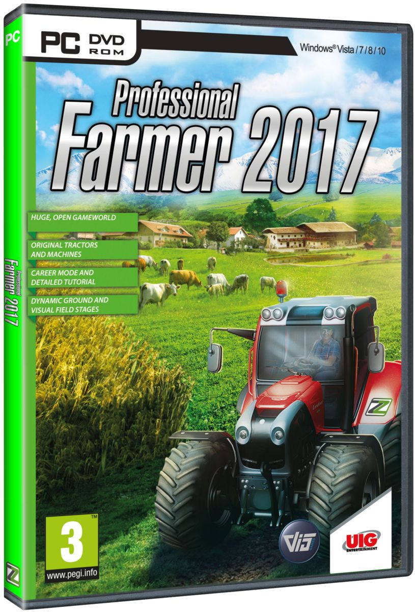 PROFESSIONAL FARMER 2017 - PC