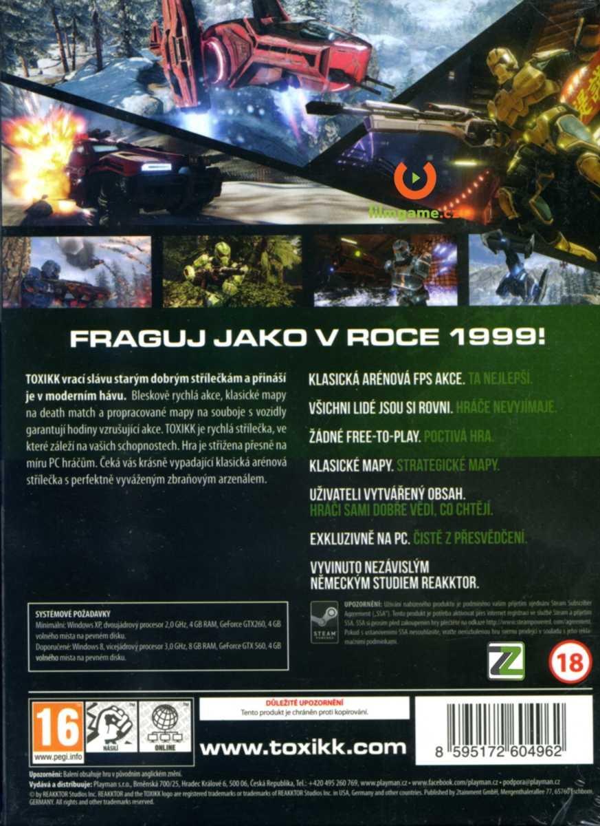 TOXIKK - PC