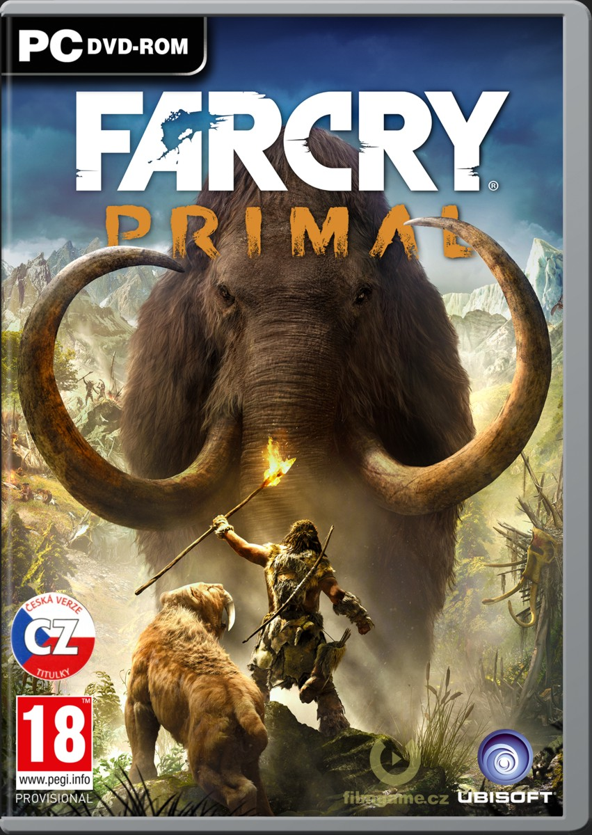 FAR CRY PRIMAL CZ - PC