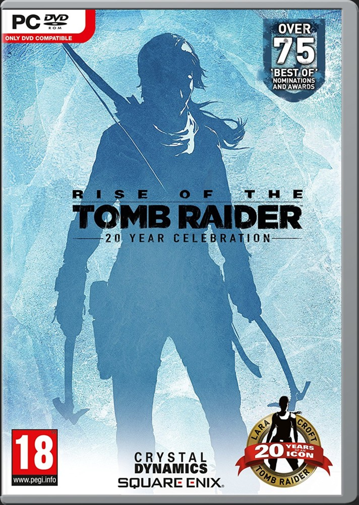 RISE OF THE TOMB RAIDER: 20 YEAR CELEBRATION EDITION - PC