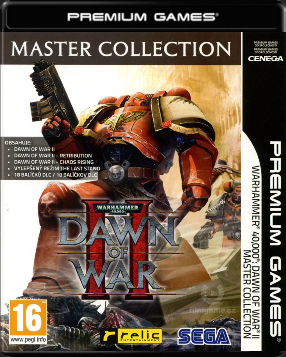 WARHAMMER 40,000: DAWN OF WAR II - MASTER COLLECTION - PC