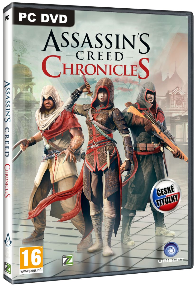 ASSASSINS CREED CHRONICLES CZ - PC