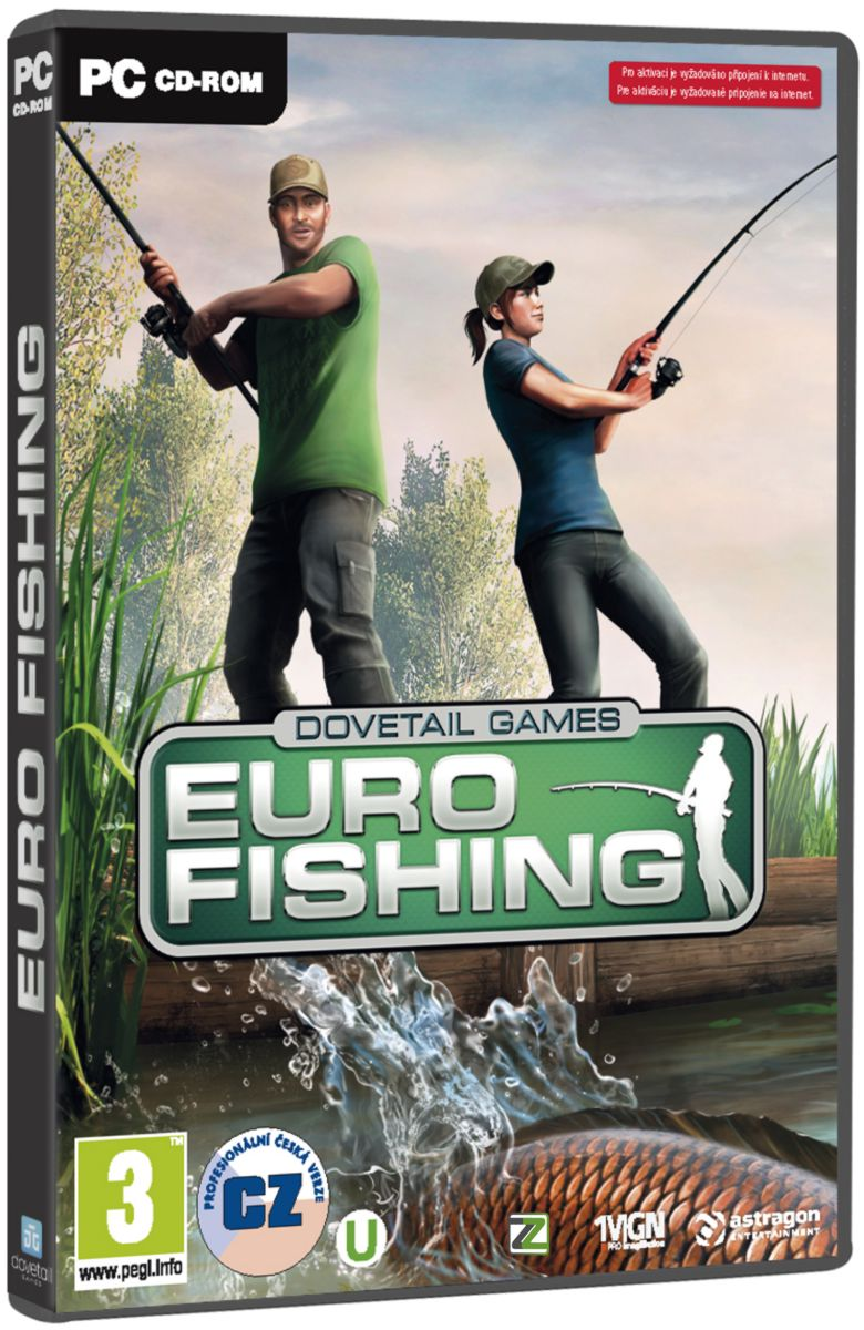 DOVETAIL GAMES EURO FISHING CZ - PC