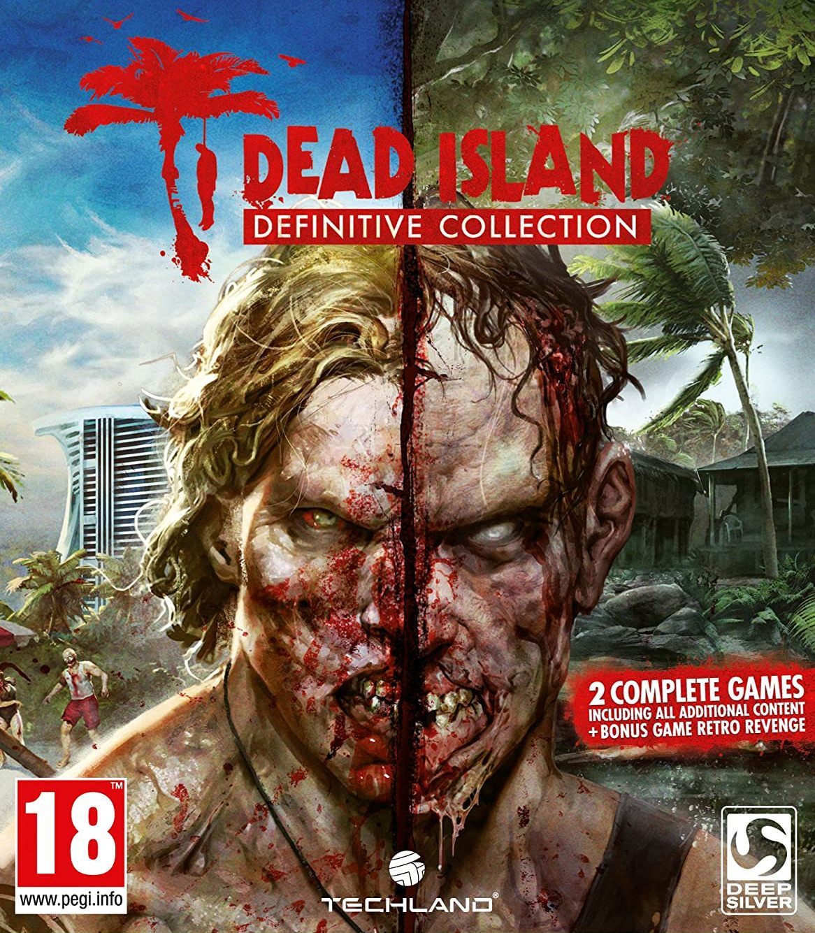 DEAD ISLAND: DEFINITIVE EDITION - PC