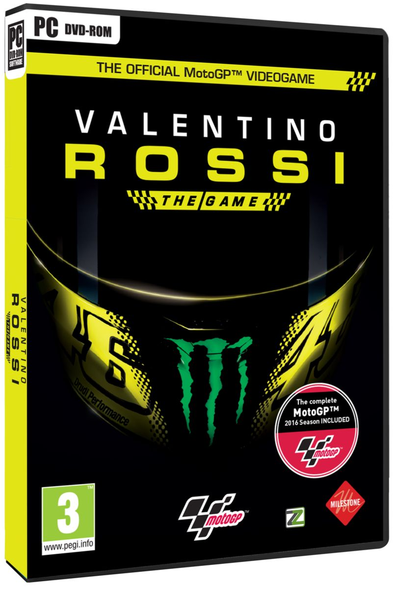 VALENTINO ROSSI THE GAME - PC