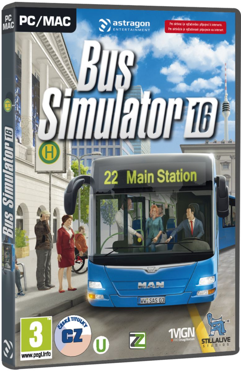 BUS SIMULATOR 16 - PC