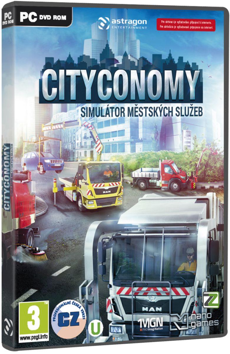 CITYCONOMY CZ - PC