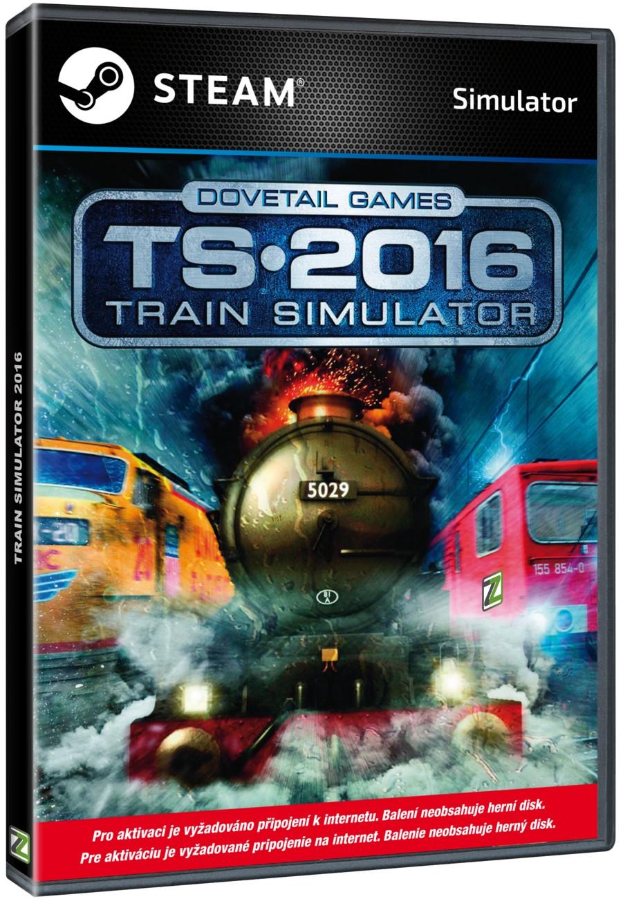 TRAIN SIMULATOR 2016 - PC (Steam)