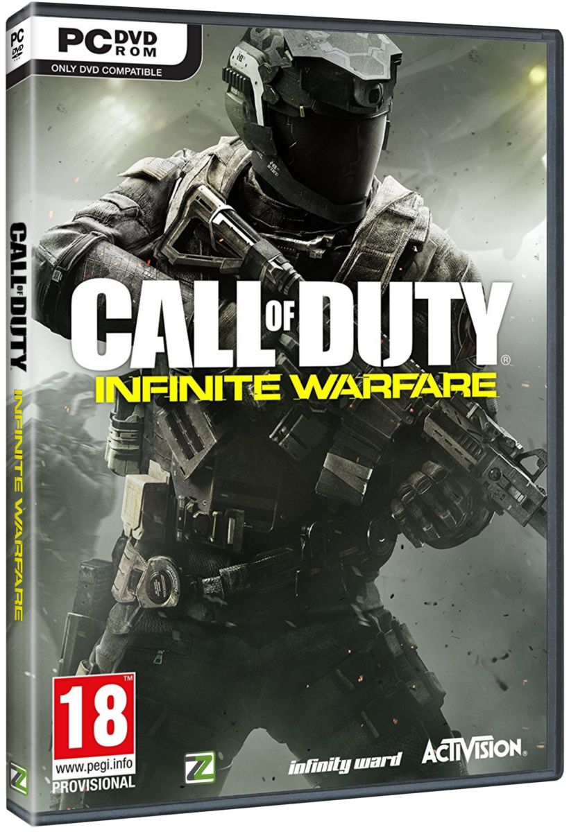 CALL OF DUTY: INFINITE WARFARE - PC
