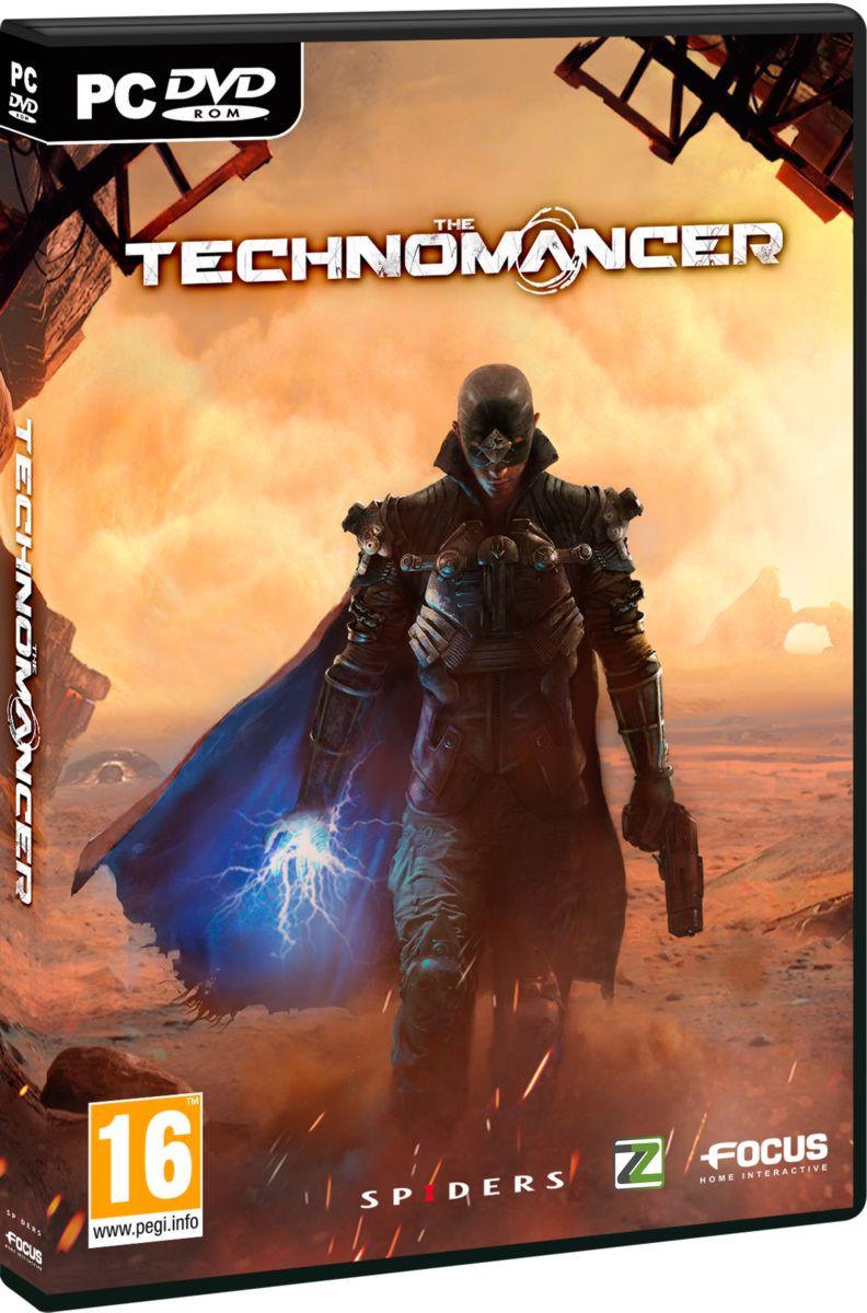 THE TECHNOMANCER - PC