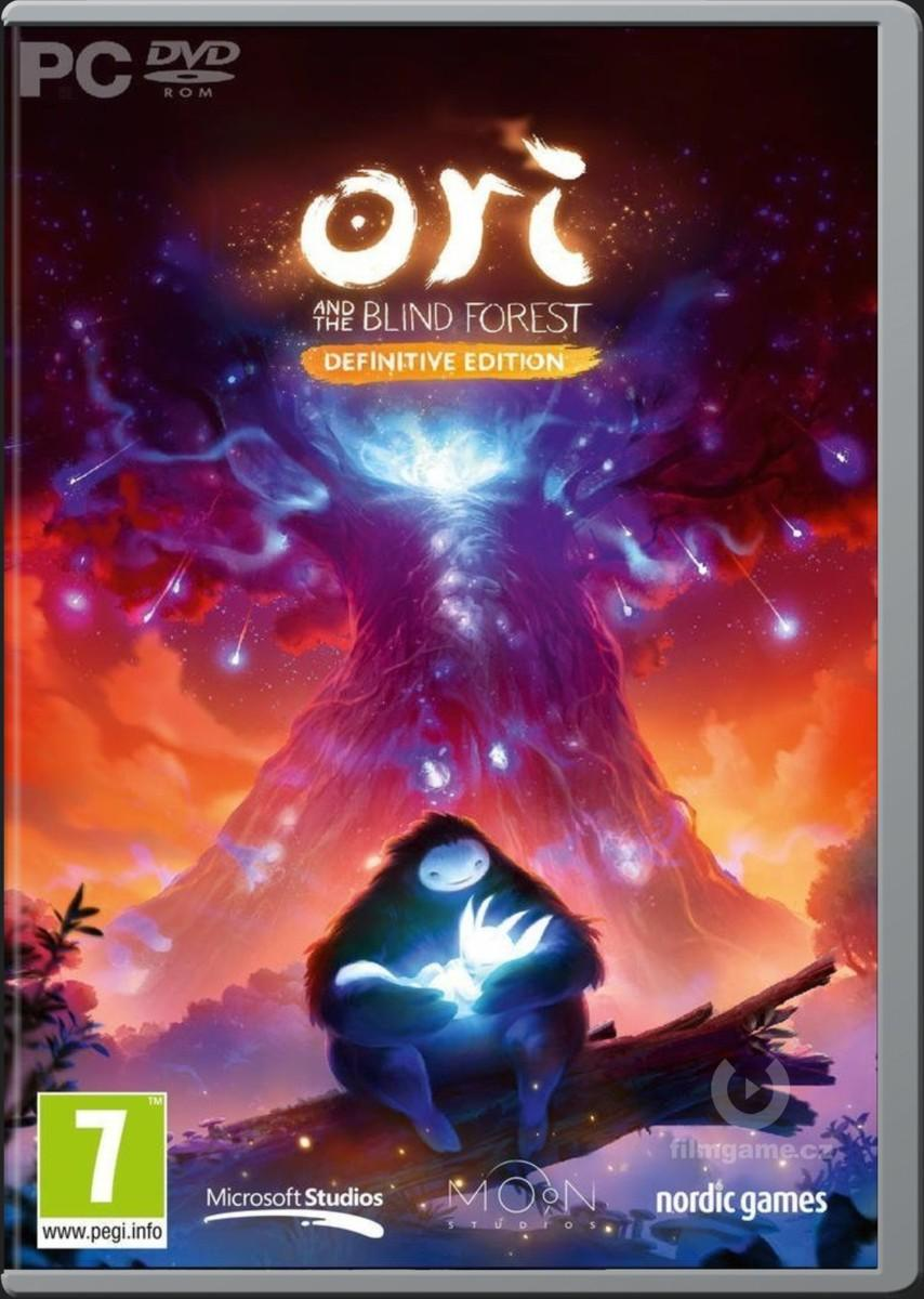 ORI AND THE BLIND FOREST: DEFINITIVE EDITION - PC