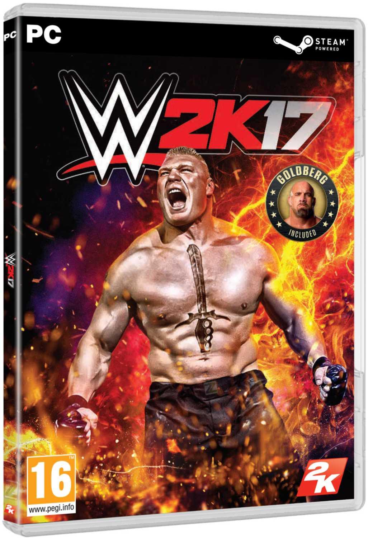 WWE 2K17 - PC
