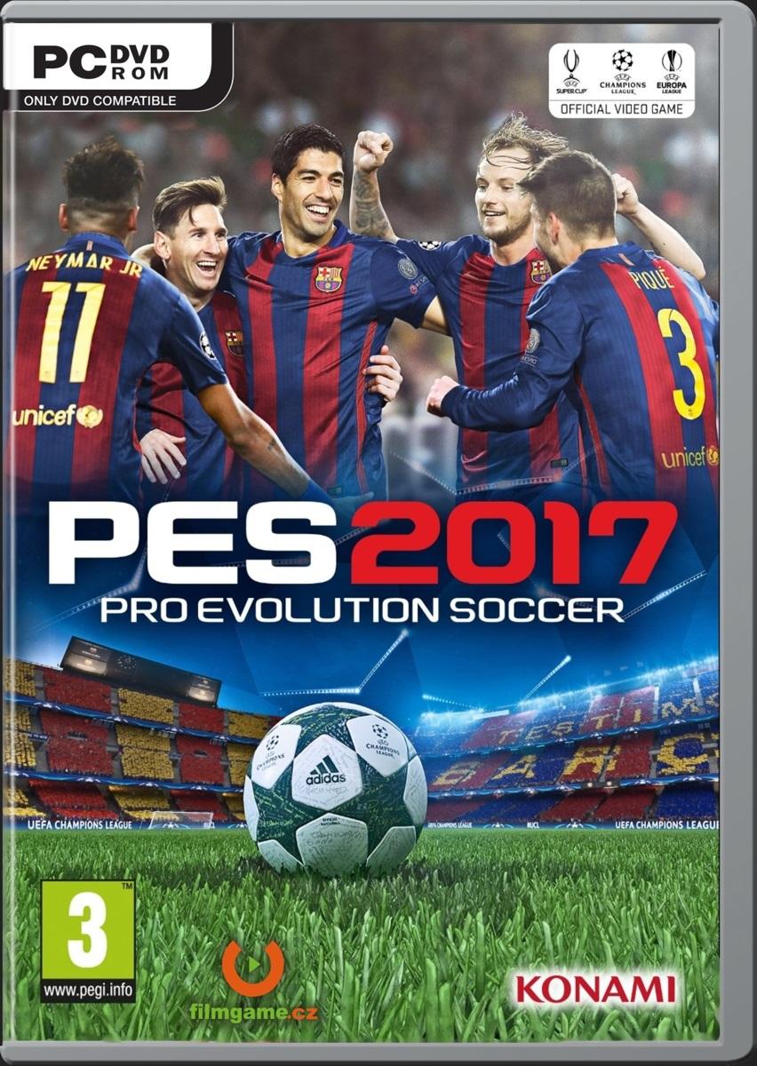 PRO EVOLUTION SOCCER 2017 - PC