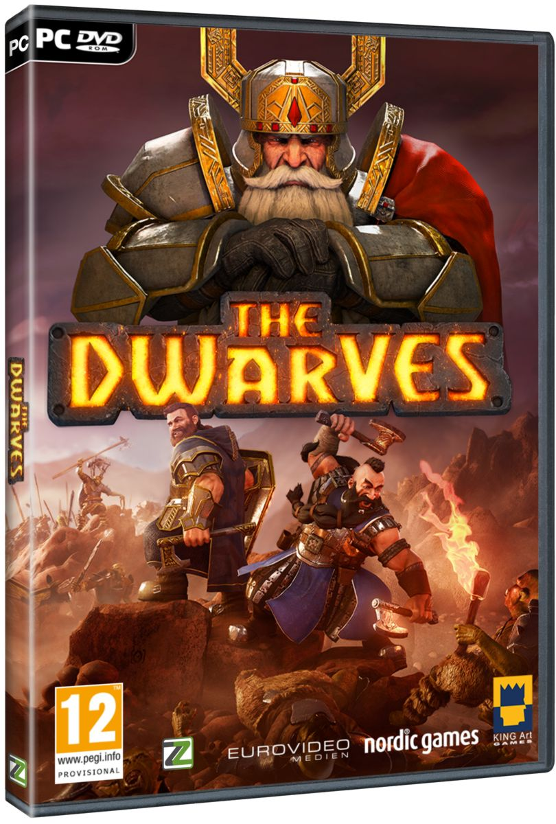 THE DWARVES - PC