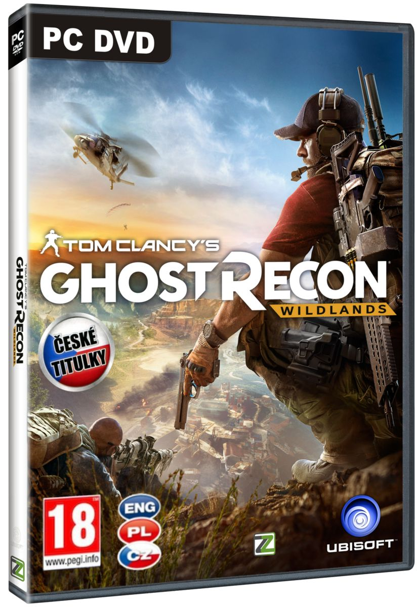 TOM CLANCY'S GHOST RECON: WILDLANDS - PC
