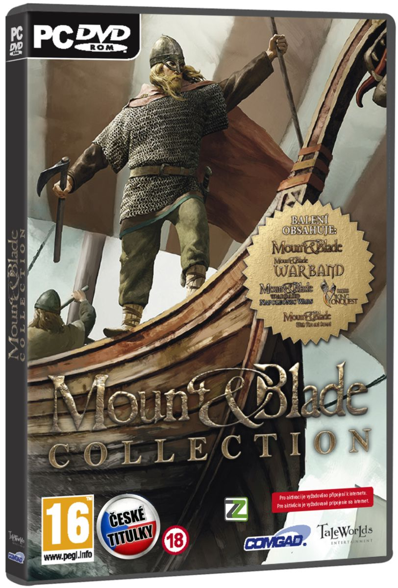 MOUNT & BLADE COMPLETE COLLECTION - PC