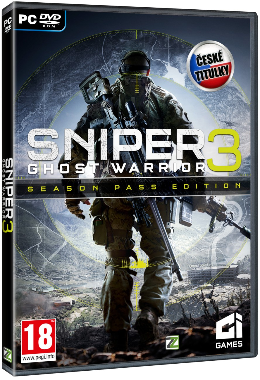SNIPER: GHOST WARRIOR 3 (Season Pass Edition) - PC