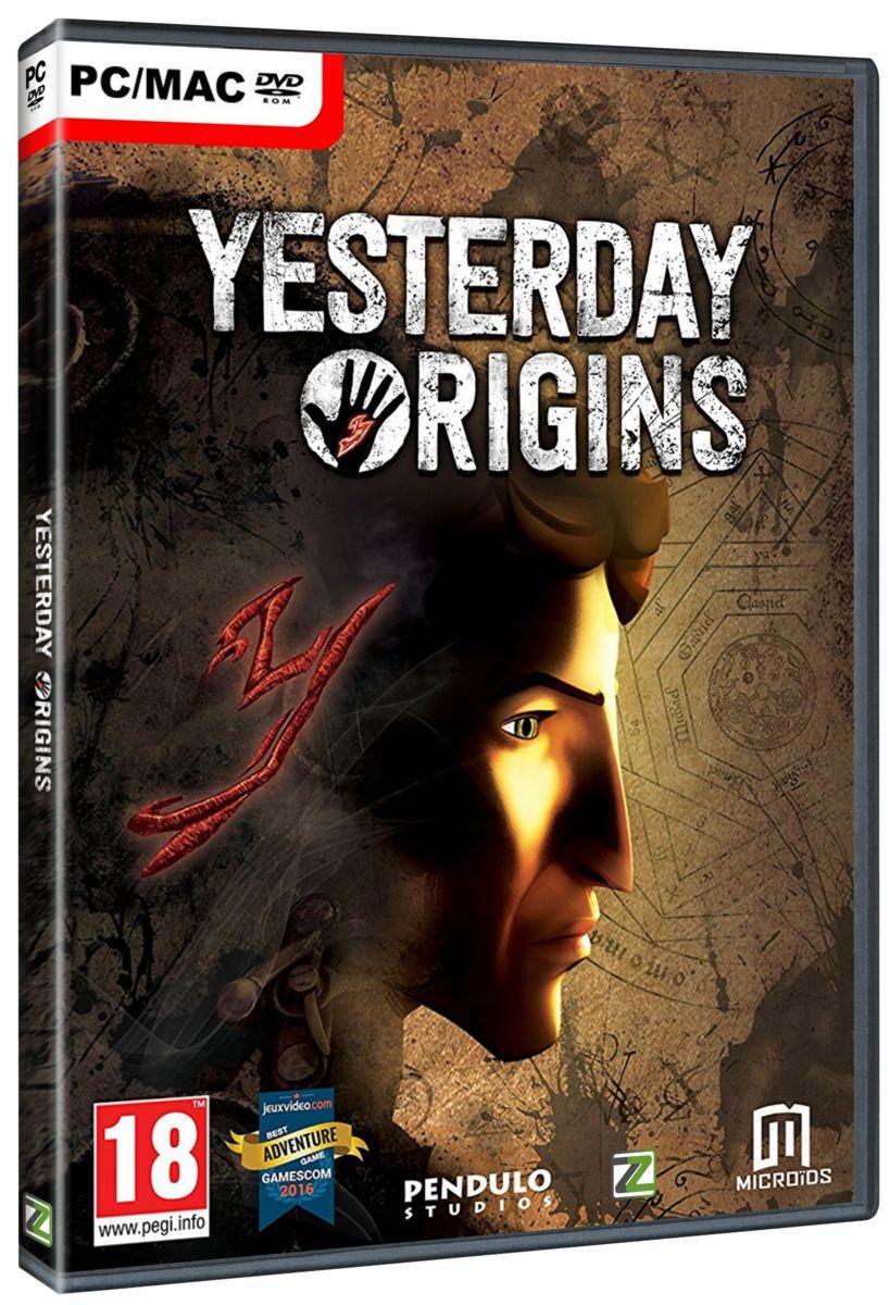 YESTERDAY ORIGINS - PC