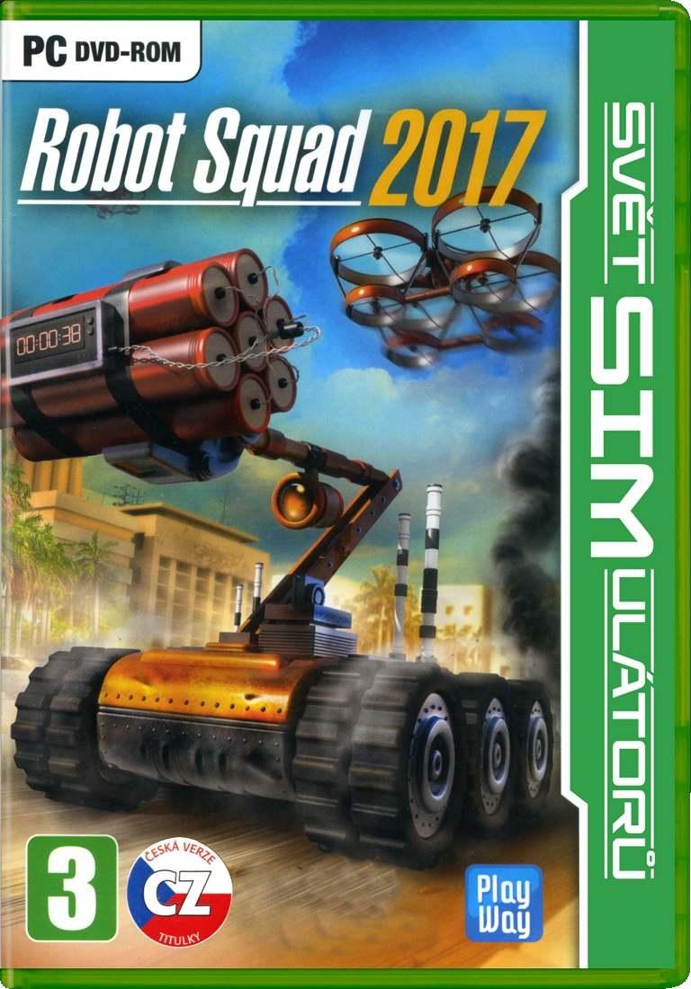 SIM: ROBOT SQUAD 2017