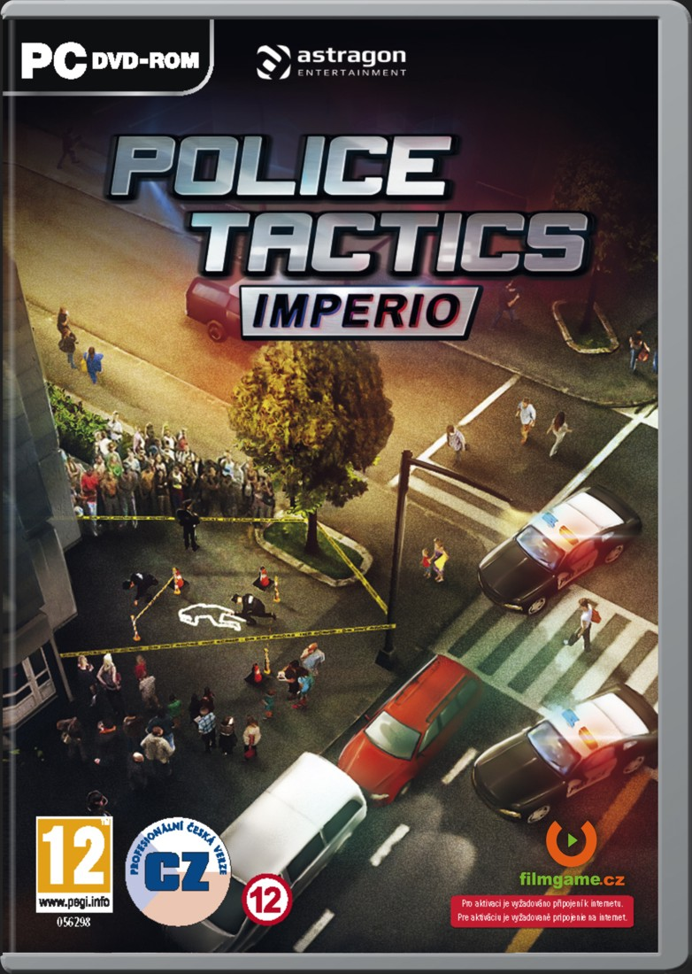 POLICE TACTICS: IMPERIO - PC