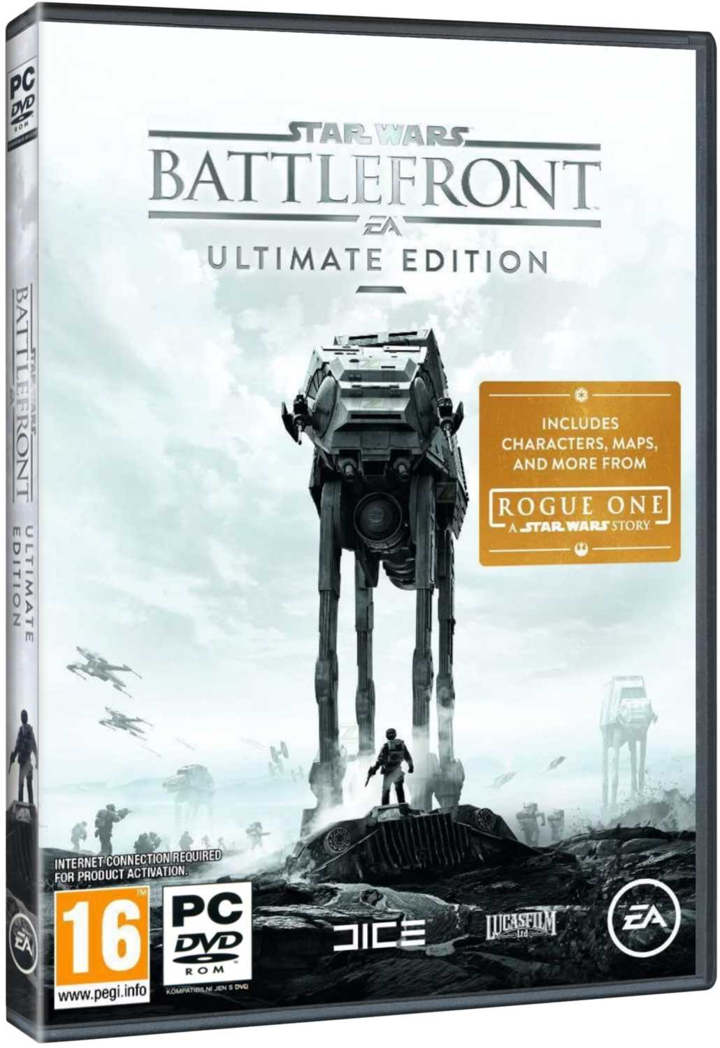 STAR WARS BATTLEFRONT (ULTIMATE EDITION) - PC