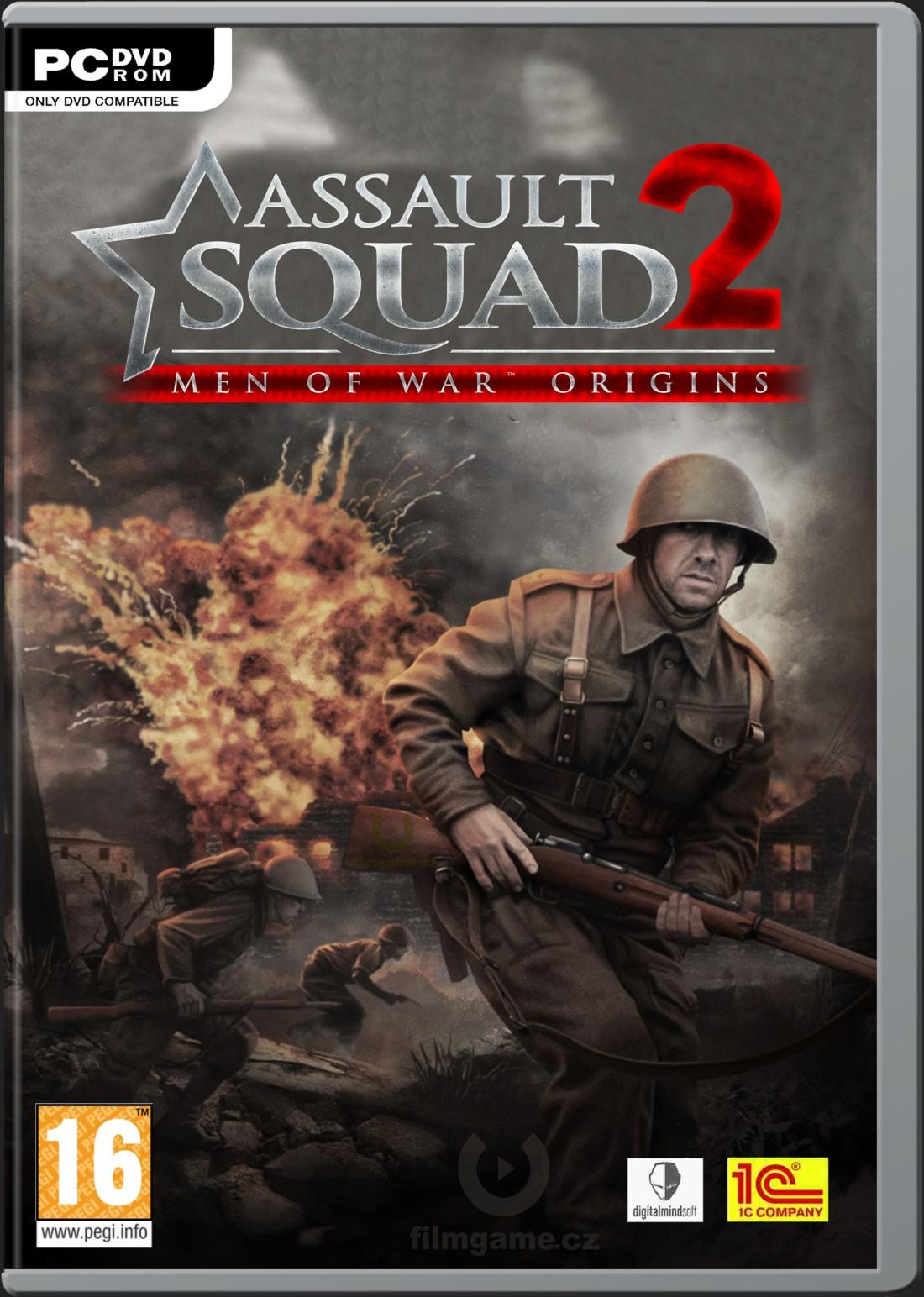 ASSAULT SQUAD 2: MEN OF WAR ORIGINS - PC