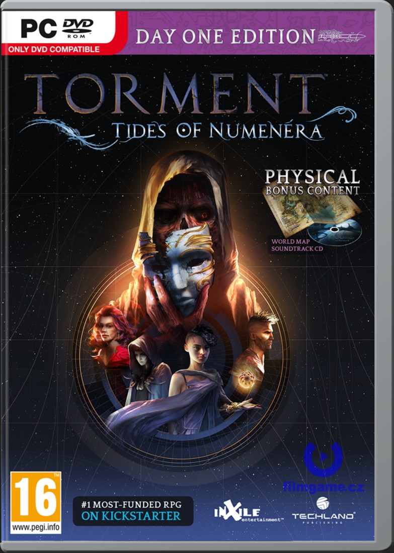 TORMENT: TIDES OF NUMENERA - Day One Edition - PC