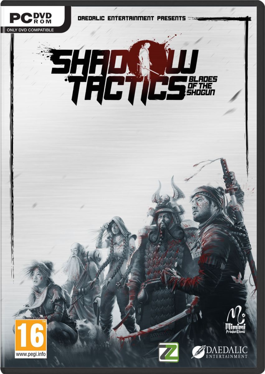 SHADOW TACTICS: Blades of the Shogun - PC