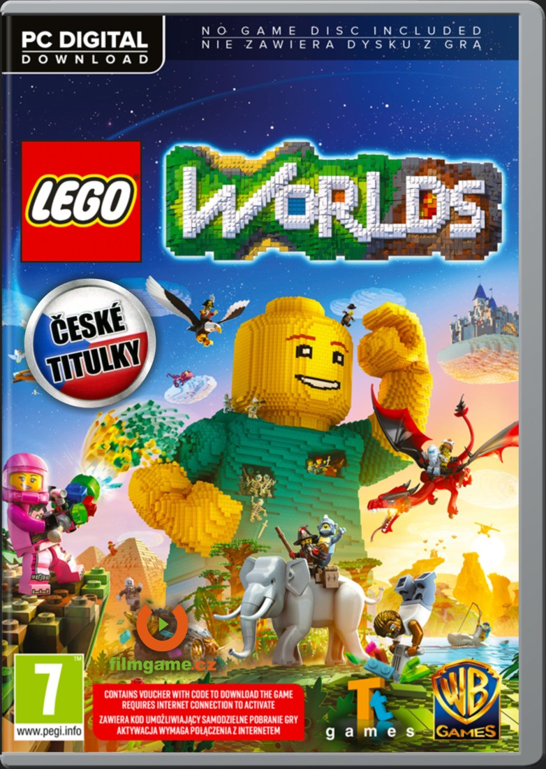 LEGO Worlds CZ - PC
