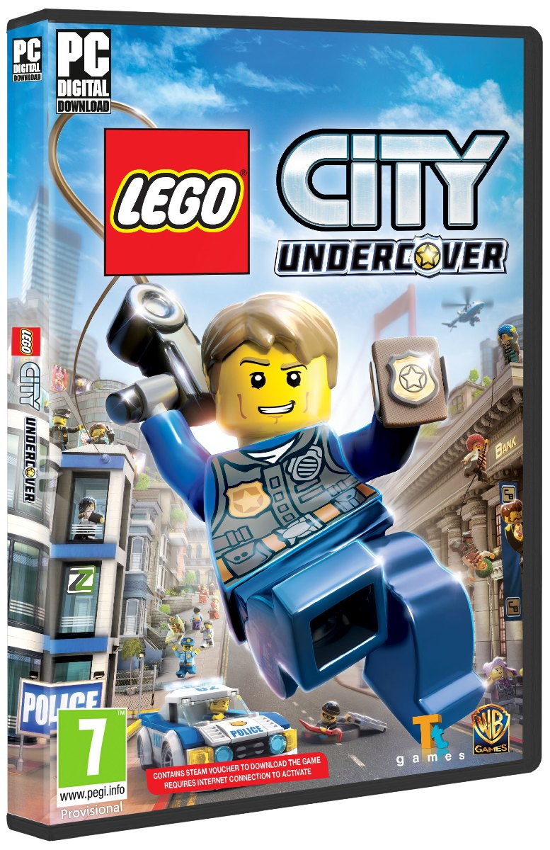 LEGO CITY: UNDERCOVER - PC