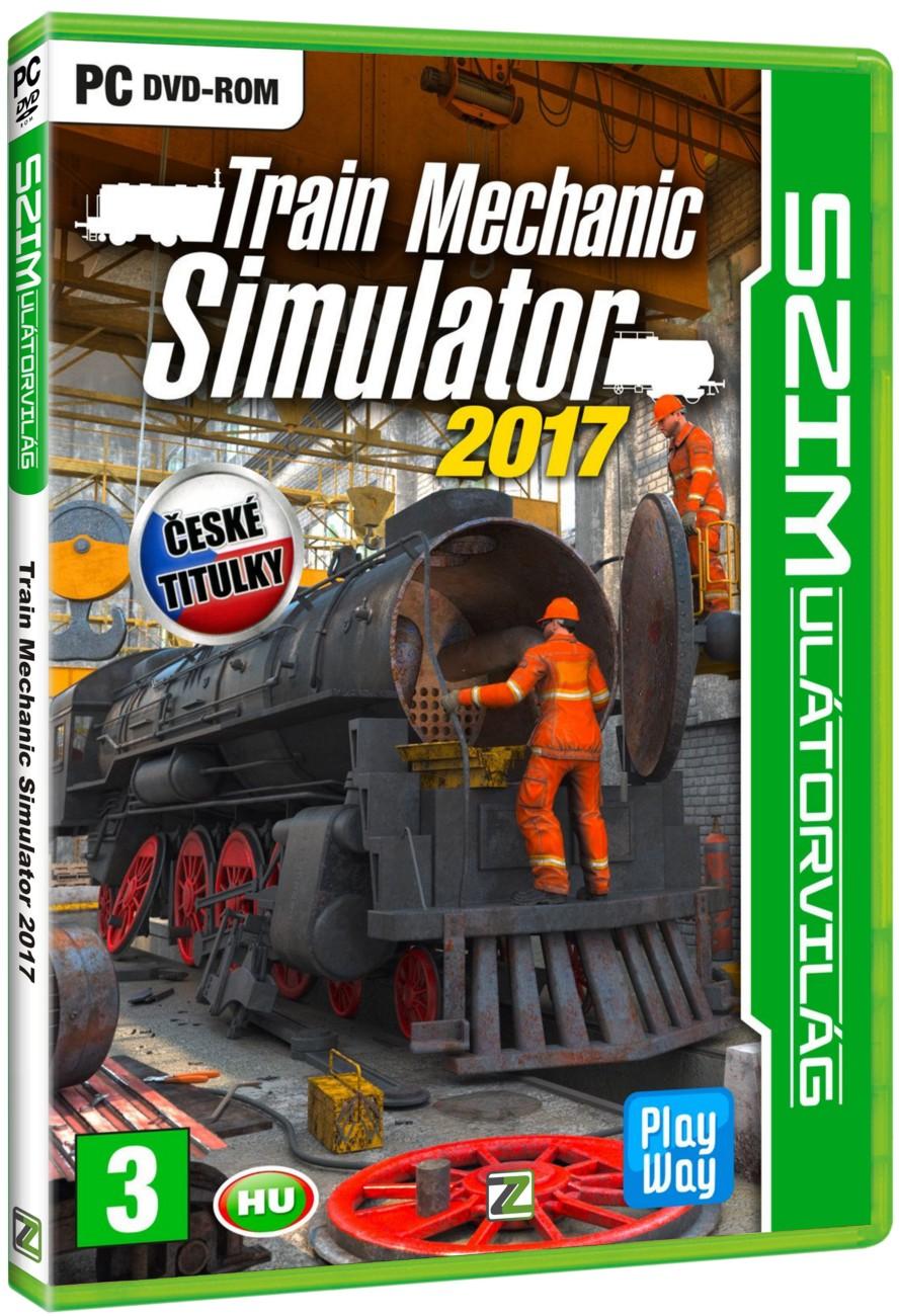 SIM: Train Mechanic Simulator 2017 - PC