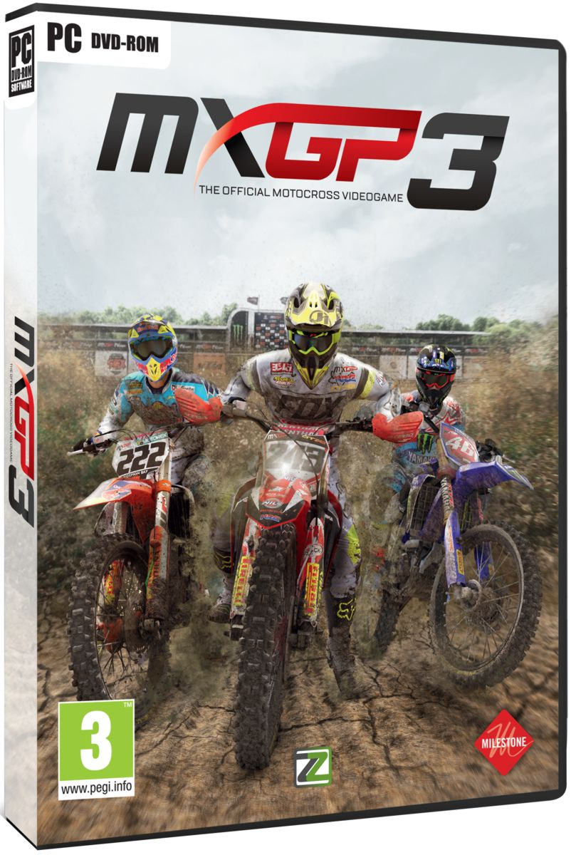 MXGP 3 - The Official Motocross Videogame - PC