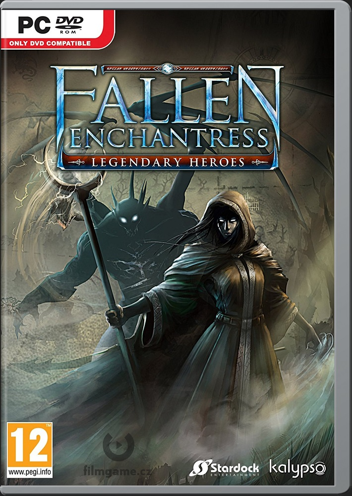 FALLEN ENCHANTRESS: Legendary Heroes - PC