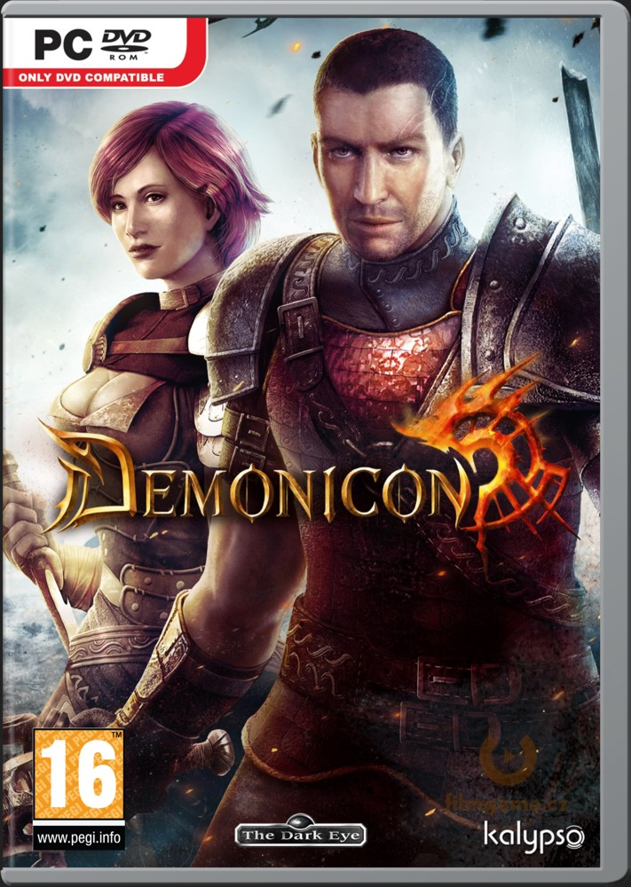 The Dark Eye - Demonicon - PC