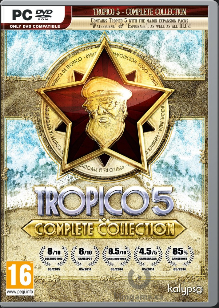 Tropico 5 (Complete Collection) - PC