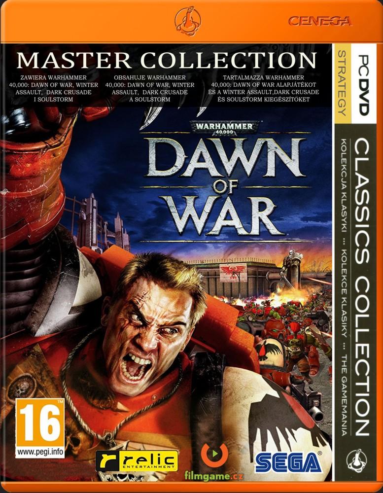 WARHAMMER 40.000: DAWN OF WAR - MASTER COLLECTION - PC