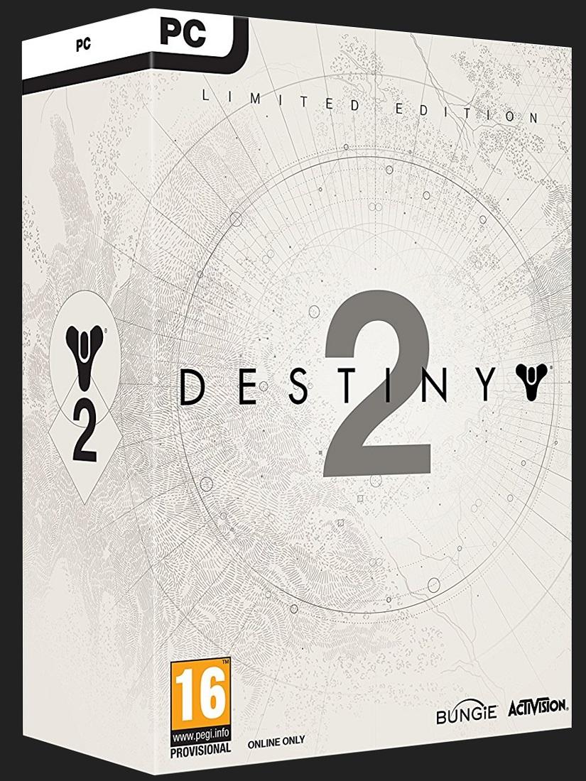 DESTINY 2 (Limited Edition) - PC