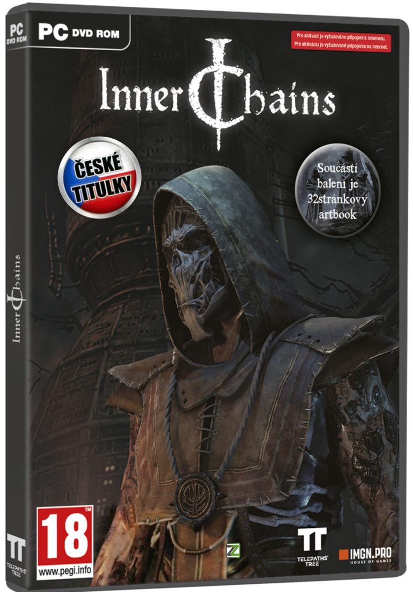 INNER CHAINS CZ (Edice s Artbookem) - PC