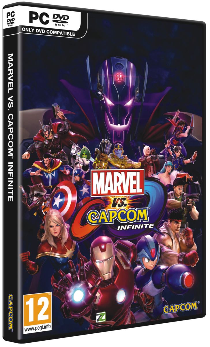 Marvel Vs. Capcom: Infinite - PC