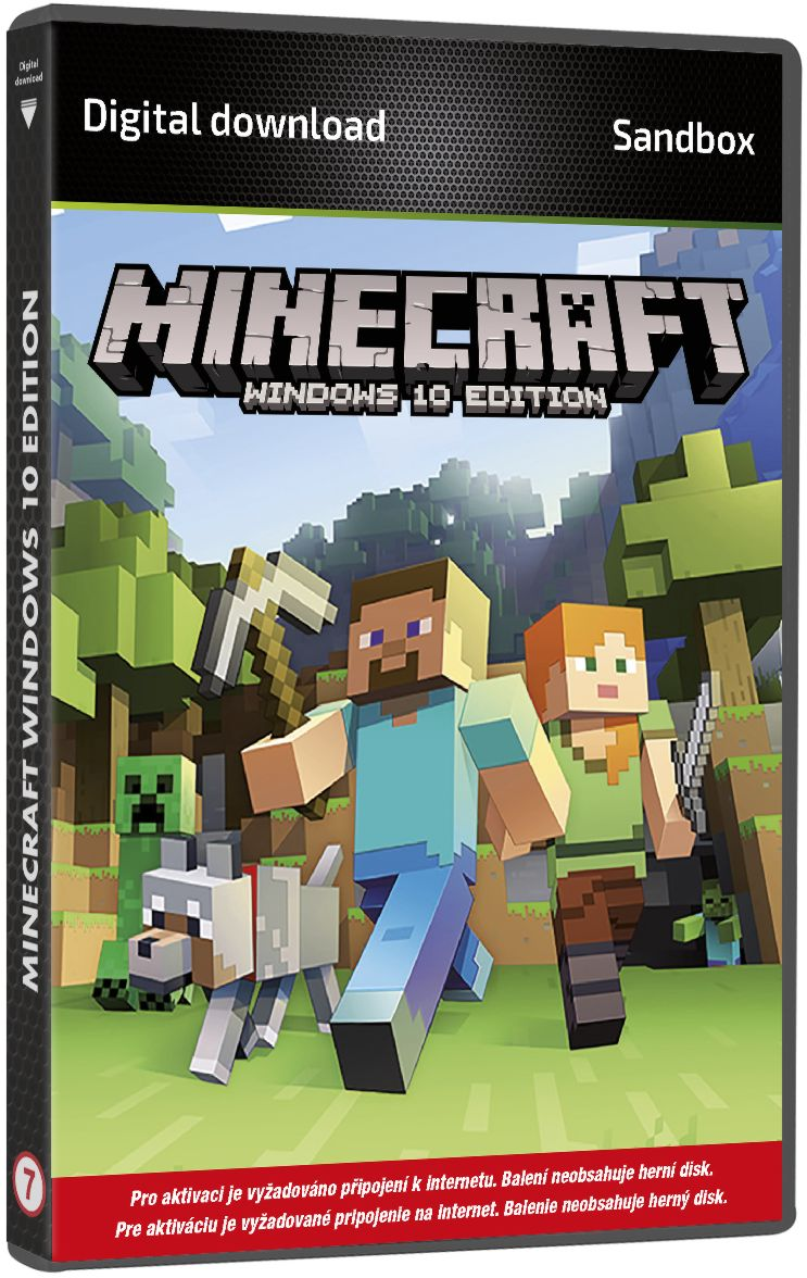 MINECRAFT (Windows 10 Edition) - PC