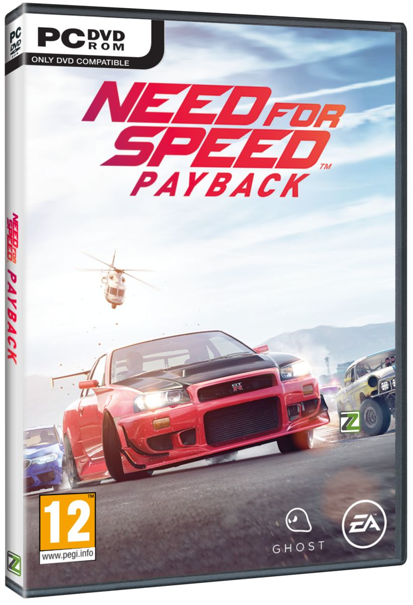 NEED FOR SPEED: Payback - PC